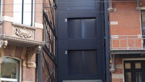 Portes sectionelles insonrisantes - Protec Industrial Doors