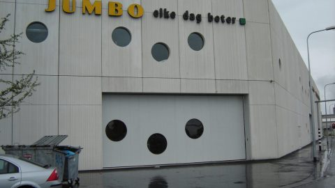 Porte Coulisante - Euroborg - Protec Industrial Doors