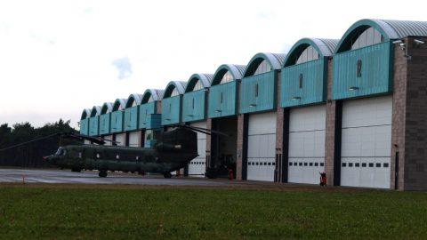 Portes de grande taille - Anti-effraction - Protec Industrial Doors