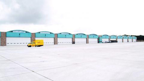 Portes des hangar - Sécurité - Protec Industrial Doors