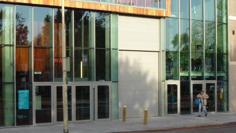 Portes sectionelles - d'Isolation acoustique - Protec Industrial Doors