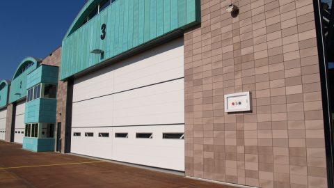 Sécurité maximale dans les portes - Protec Industrial Doors