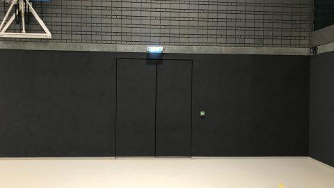 Portes battantes spéciales - Rozenburcht - Protec Industrial Doors