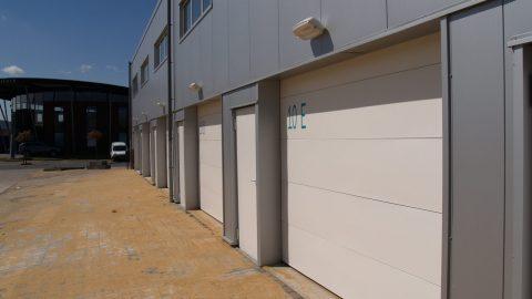Portes coupe-feu - EN 1634-1 - Protec Industrial Doors