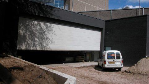 Portes d'isolation acoustique - Protec Industrial Doors
