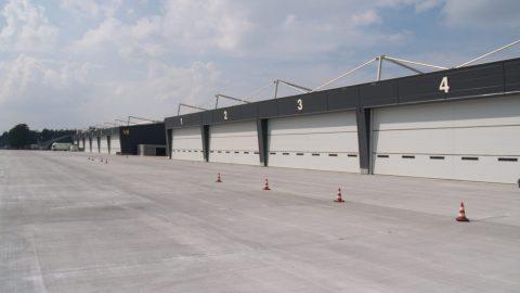 Portes de anti-effraction - Sécurité maximale - Protec Industrial Doors