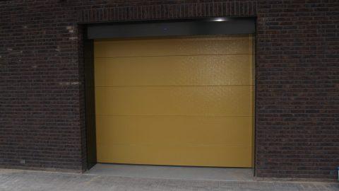 Portes sectionelles - Sécurité - Protec Industrial Doors