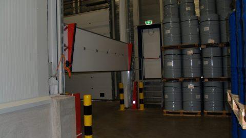 Joints d étanchéité - Hegron Cosmetics - Protec Industrial Doors