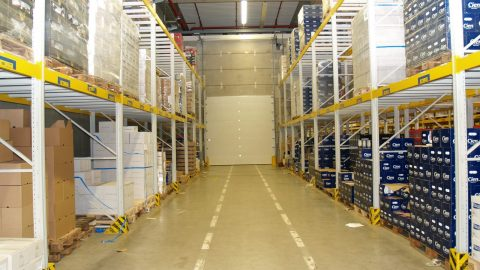 La protection contre l'incendie - EN1634-1 - Protec Industrial Doors