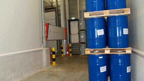 Les barrières anti-inondation de Protec Industrial Doors - Hegron