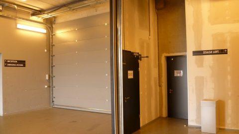 Portes sectionnelles insonorisantes - Ziggo Dome - Protec Industrial Doors
