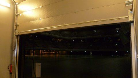 d'Isolation acoustique - Ziggo Dome Amsterdam - Protec Industrial Doors