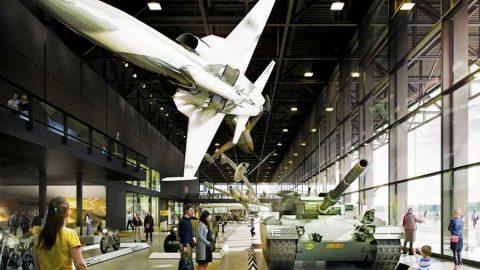 Résistance au cambriolage dans le musée - Protec Industrial Doors