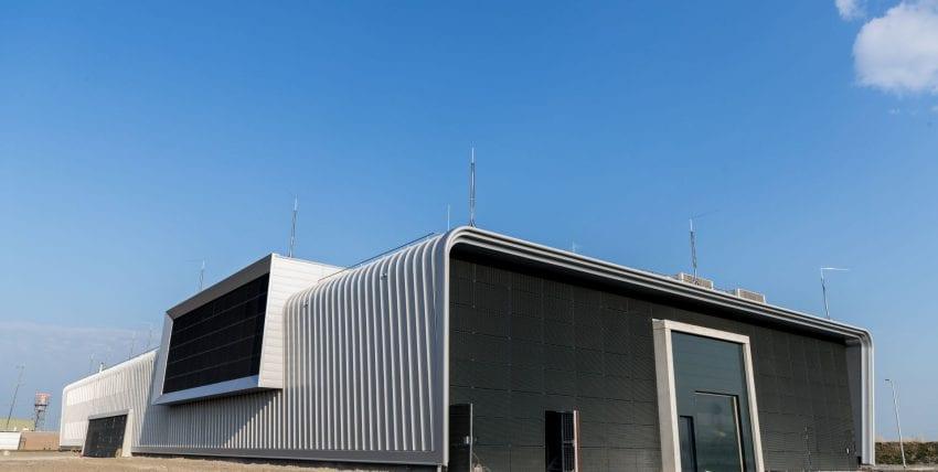 OPS&SIM F-35 building